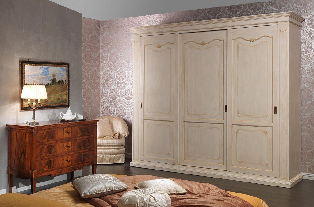 Шкафы в стиле Прованс купить в Санкт-Петербурге