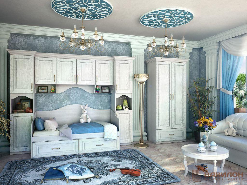 Мебель для двух мальчиков на заказ в СПб, низкая цена, купить от производителя
