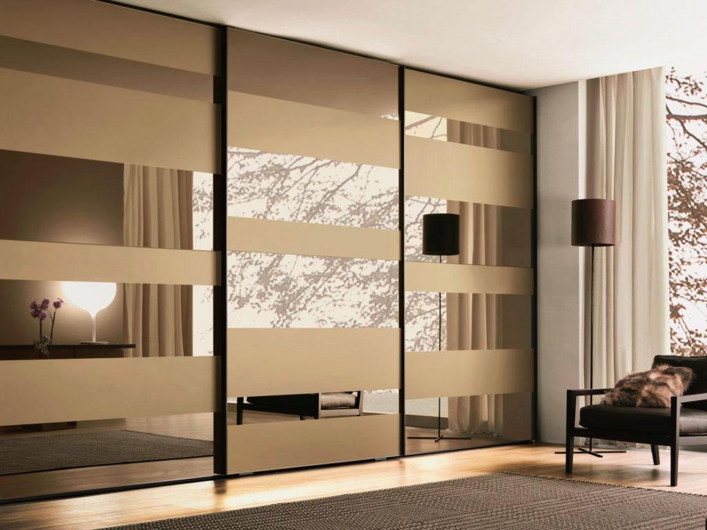 Шкафы купе со стеклом от производителя: недорогие книжные, узкие, кухонные шкафы со стеклом