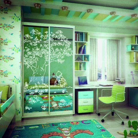 Детская комната 38