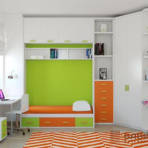 Детская комната 54