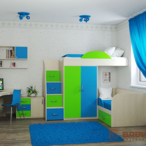 Детская комната 59