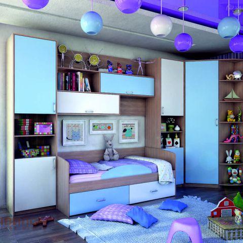 Детская комната 6