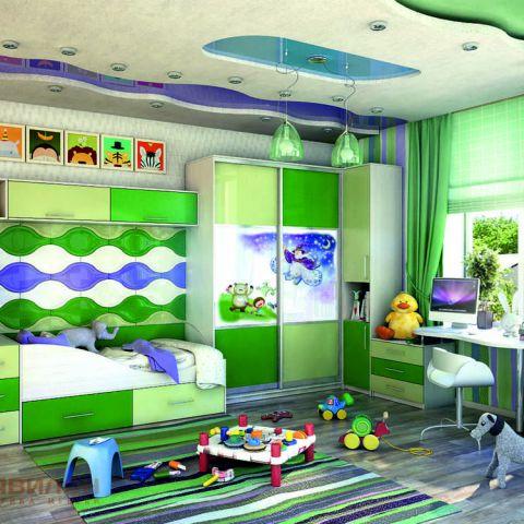 Детская комната 18
