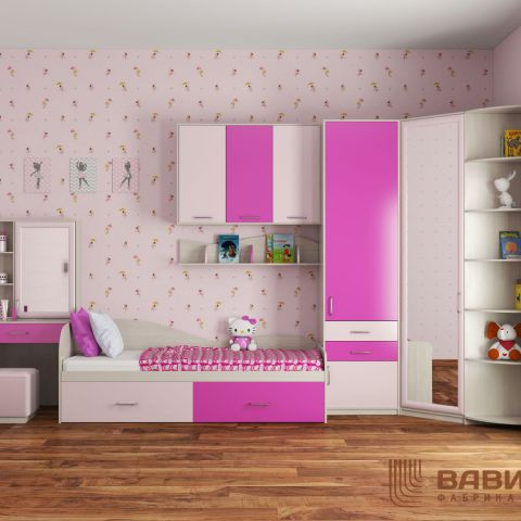 Детская комната 61