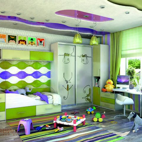 Детская комната 19