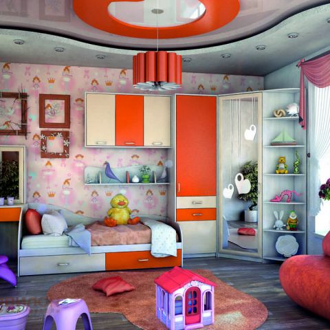 Детская комната 11