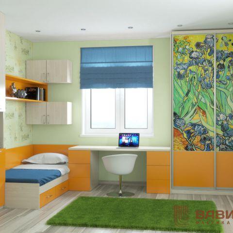 Детская комната 66
