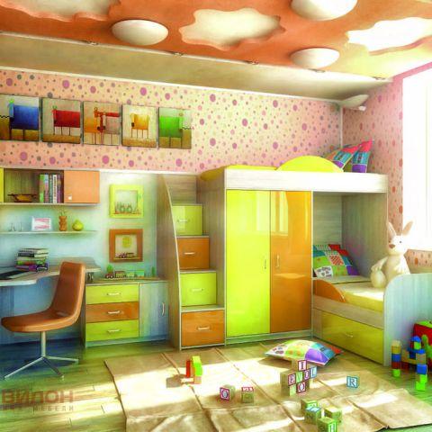 Детская комната 5