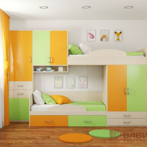 Детская комната 56