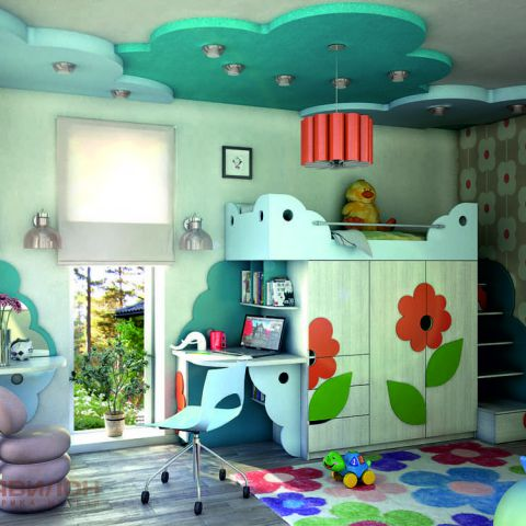 Детская комната 29