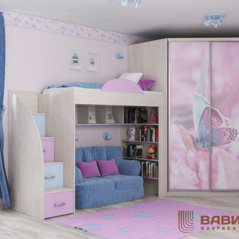 Детская комната 70