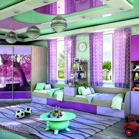Детская комната 21