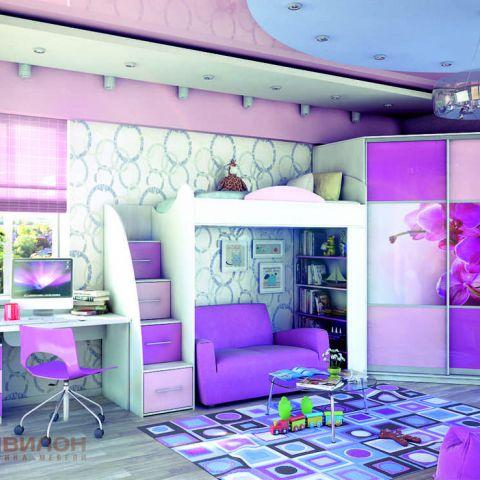 Детская комната 36