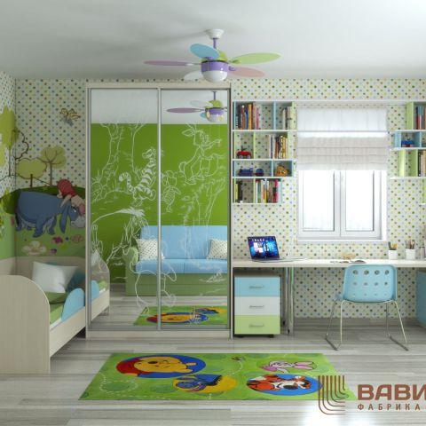 Детская комната 40