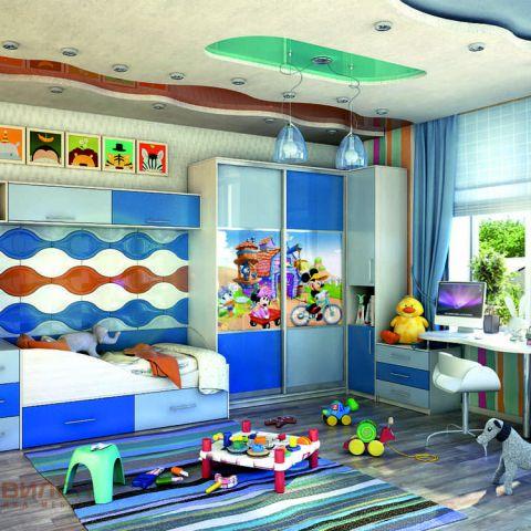 Детская комната 17